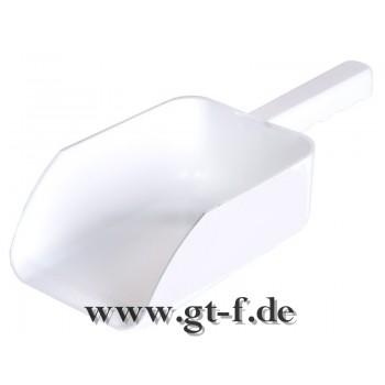 Allzweck-Schaufel, weiß  35 cm