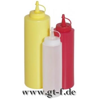 Quetschflasche 0,35l, gelb
