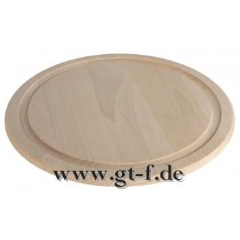 Holzuntersatz 25 cm