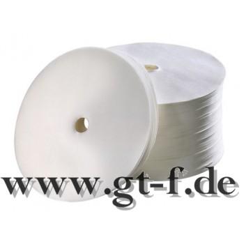 Rundfilterpapier