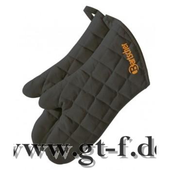 1 Paar Topfhandschuhe / Sicherheitshandschuhe, Länge 44 cm