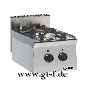 2 Flammen Gasherd Serie 600