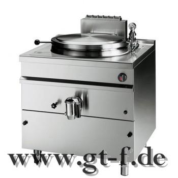 Gas-Kochkessel, indirekte Beheizung, 150 Liter